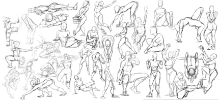 posesketches