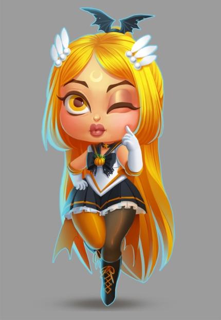chibi_SailorPumpkin